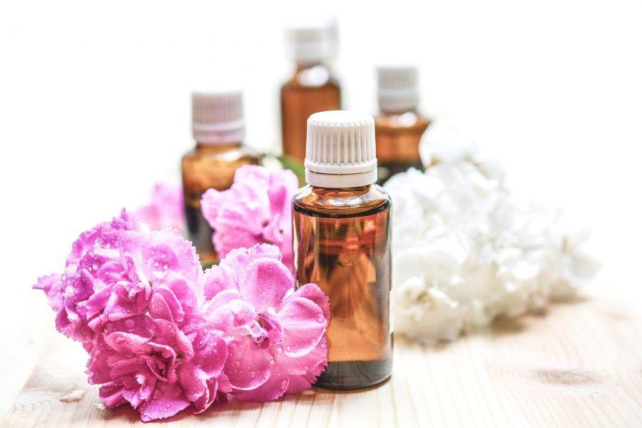 eterična ulja za njegu kože