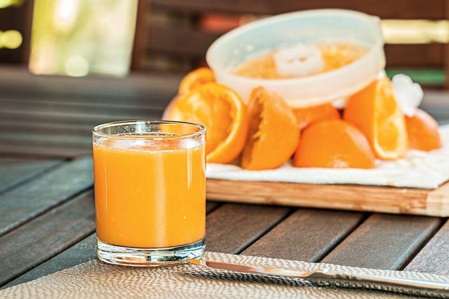 vitamin c jača imunitet te pomaže skratiti trajanje prehlade i gripe